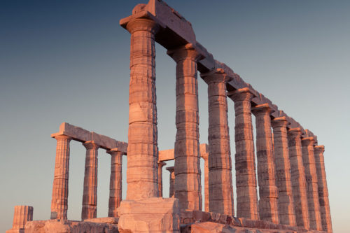 temple of poseidon sunset tour from athens